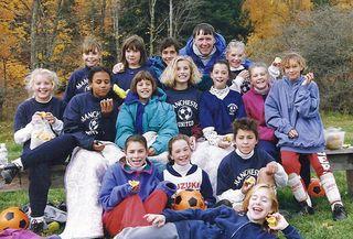 1991 6th Grade Girls - Team Pic