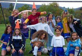 2003 5th Grade Girls - Wild Hair Night