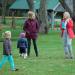 PreK Kids with Mrs. Coach Houseman (Red Jacket)